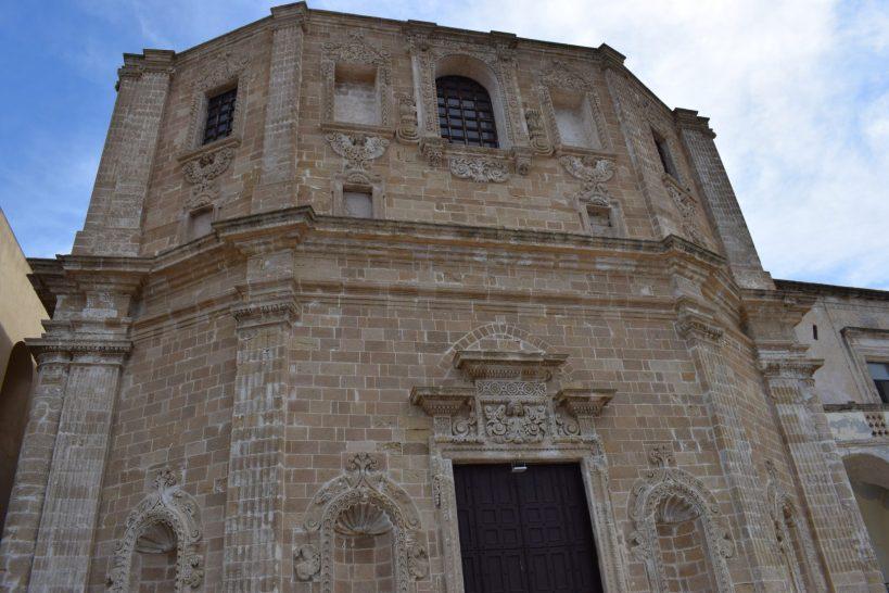 Chiesa di San Domenico al Rosario,Gallipoli, Puglia (Italia)