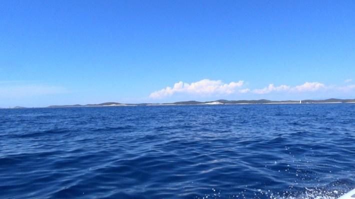 Islas Pakleni, Hvar (Croacia)