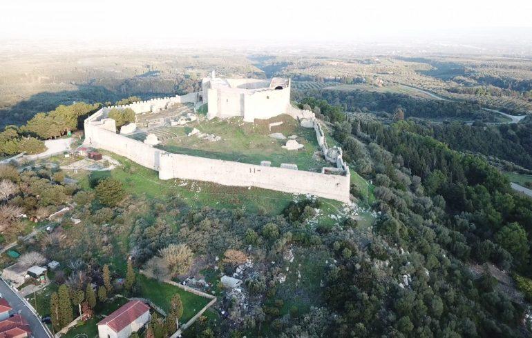 Castillo Chlemoutsi, Killyni (Grecia)
