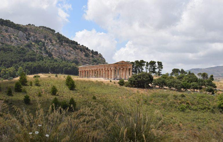 Segesta, Sicilia (Italia)