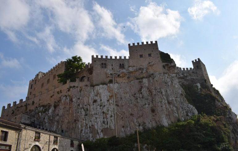 Castillo Normando de Caccamo, Sicilia (Italia)