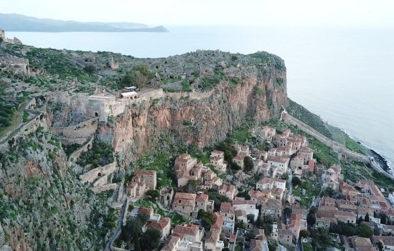Monemvasia, Peloponeso (Grecia)