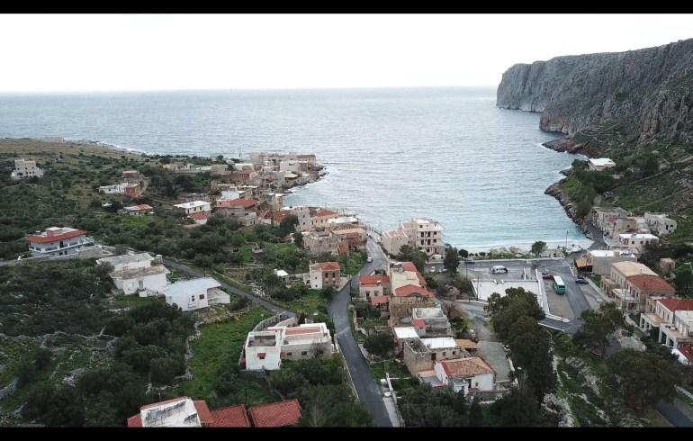 Gerolimenas, Peloponeso (Grecia)