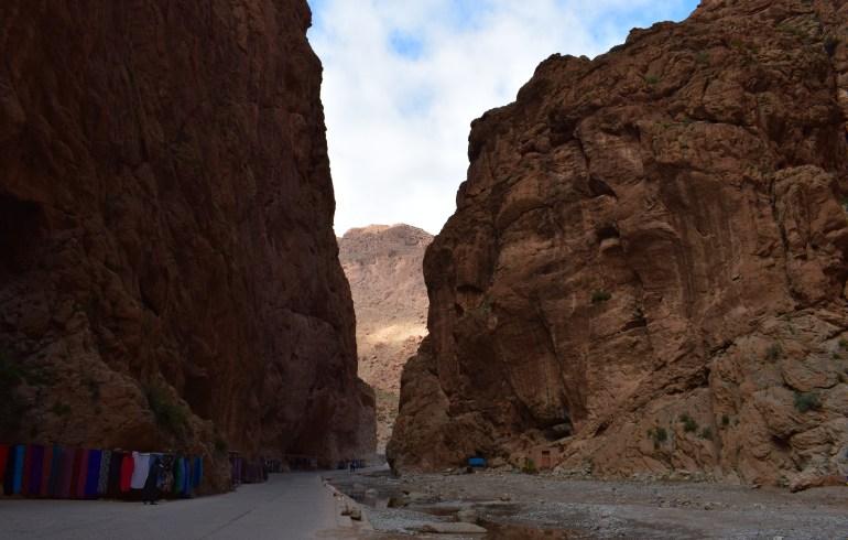 Gargantas del Todra (Marruecos)
