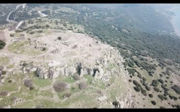 VIDEO: TURQUIA DESDE EL AIRE: ANCIENT ASSOS (TURQUÍA)