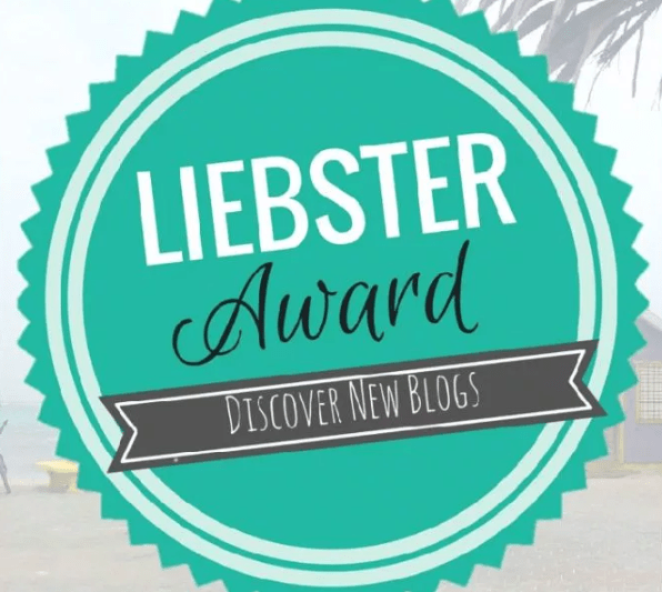 VIAJES LOST PLANET: NOMINADOS AL PREMIO LIEBSTER AWARD