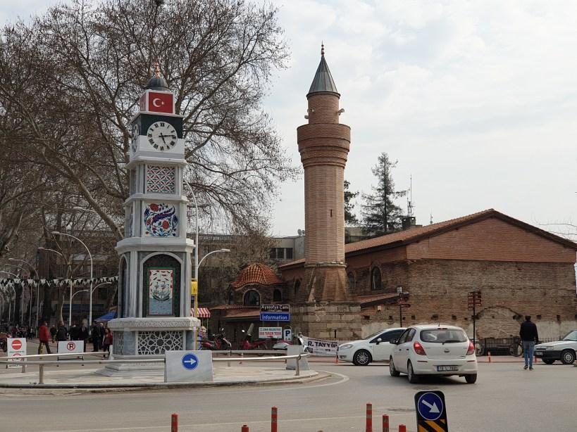 Aya Sofía, Iznik (Turquía)