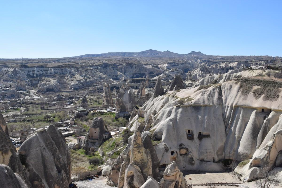 VIDEO: TURQUÍA DESDE EL AIRE: CAPADOCIA, GÜVERCINLIK VADISI Y PIGEON VALLEY (TURQUÍA) 4K