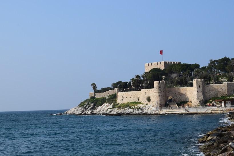 Castillo, Kusadasi (Turquía)
