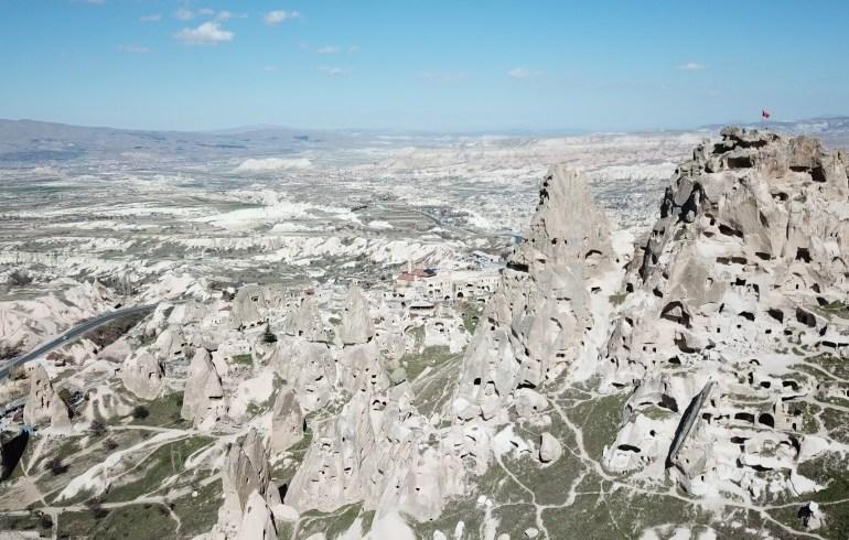 Uchisar, Capadocia (Turquía)