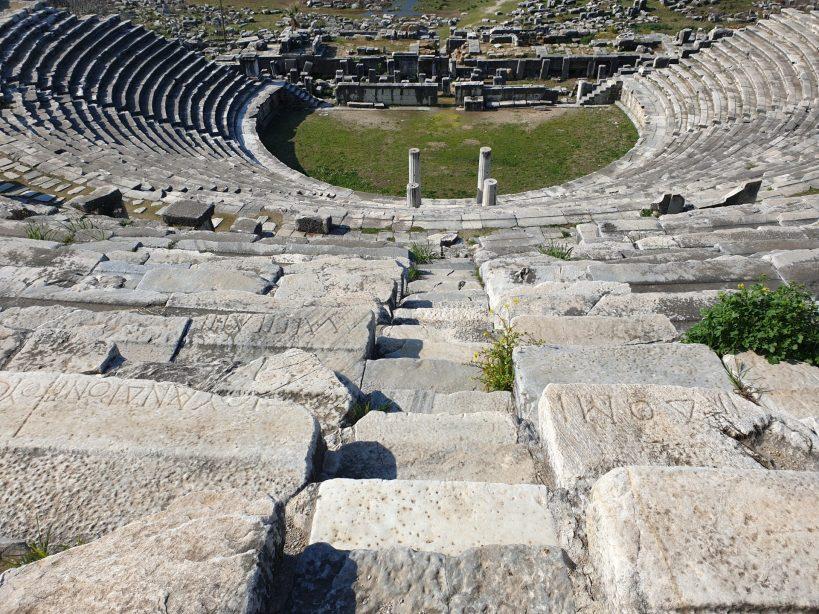 Mileto, Turquía