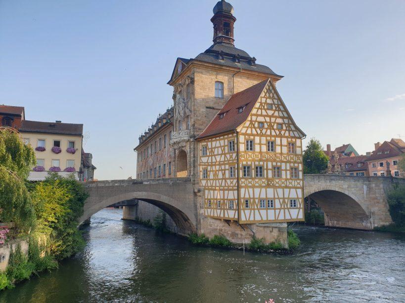 Altes Rathaus, Bamberg (Alemania)