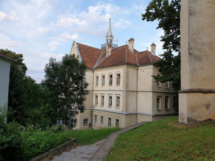 Liceu Teoretic Joseph Haltrich Sighisoara, Sighisoara (Rumanía)