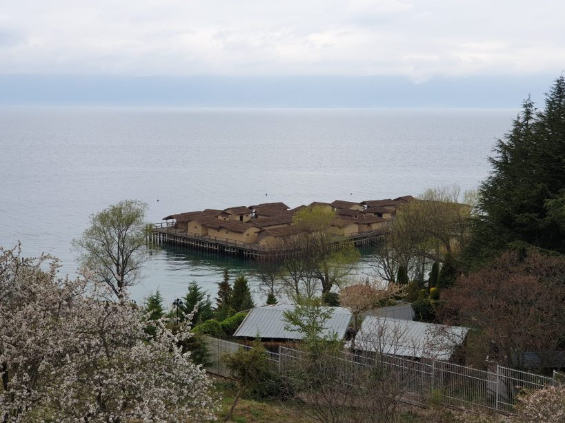 Lago Ohrid (Macedonia del Norte)