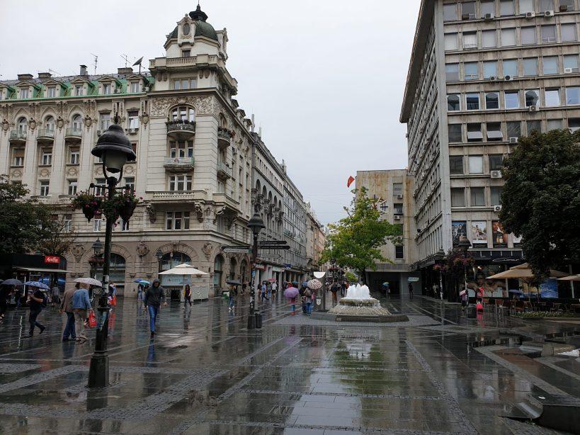 Boulevar Knez Mihailova, Belgrado (Serbia)