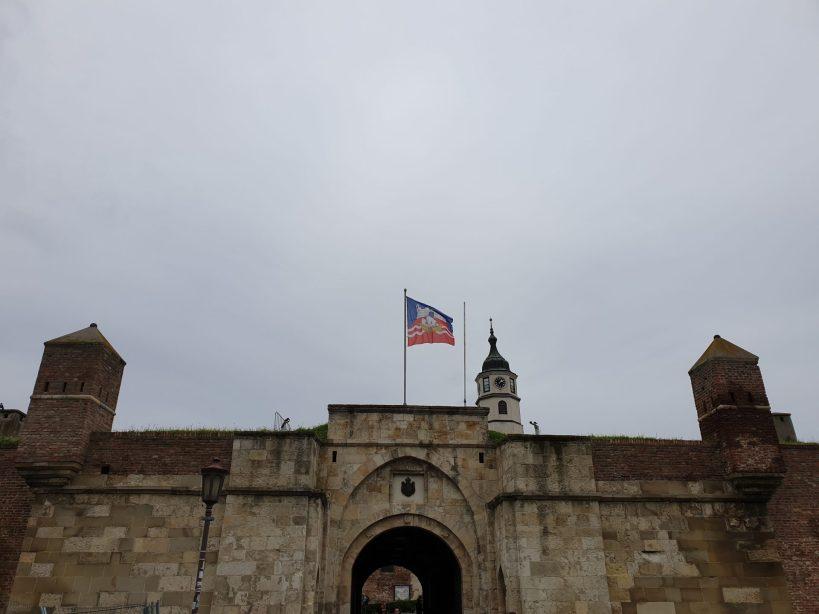 Fortaleza de Belgrado (Serbia)