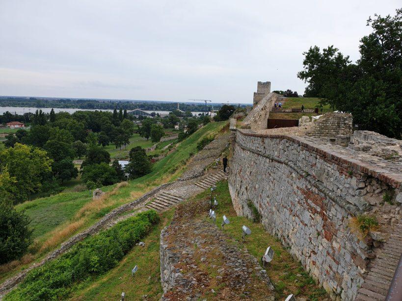 Fortaleza de Belgrado, Kalemegdan (Serbia)