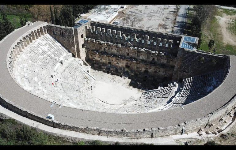 Teatro Romano, Aspendos (Turquía)