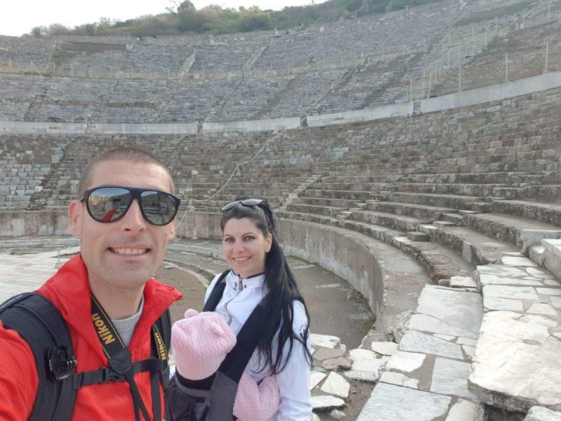 Gran Teatro, Éfeso (Turquía)