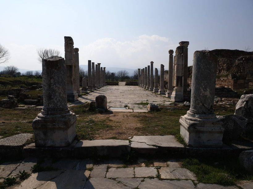 Afrodisias (Turquía)
