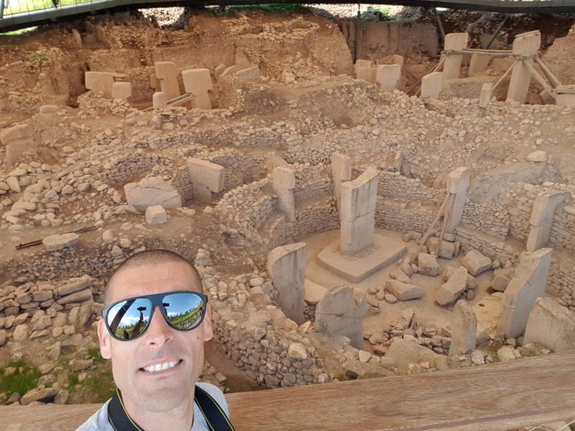 Göbekli Tepe, Sanliurfa (Turquía)