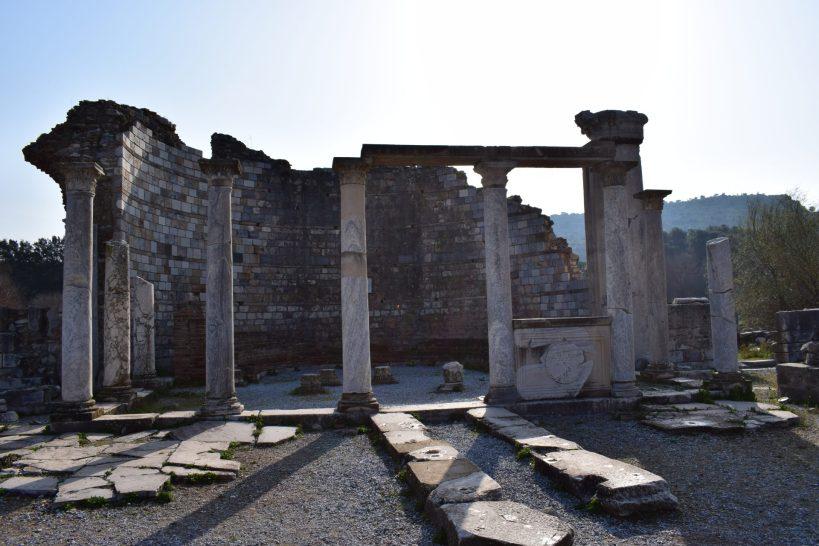 Iglesia de la Virgen María, Éfeso (Turquía)