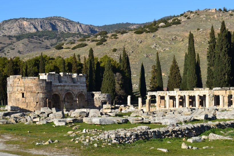 Hierápolis, Pamukkale (Turquía)