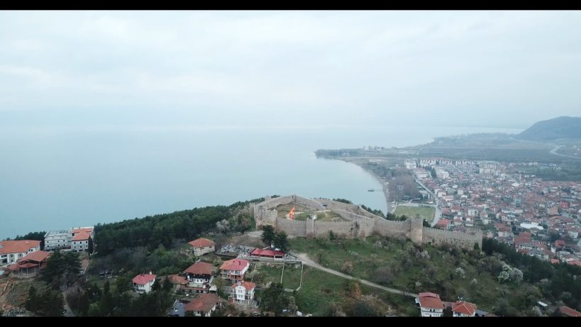 Castillo de Ohrid (Macedonia, FYROM)