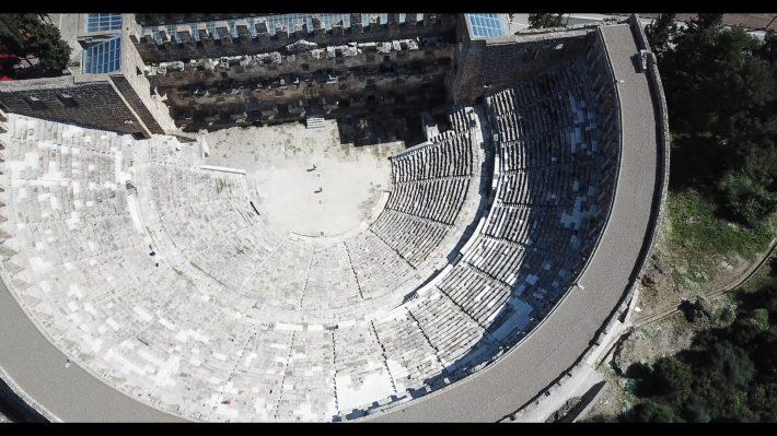 Teatro de Aspendos (Turquía)