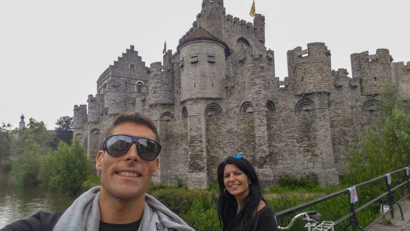 Castillo de Gravenstein (Gante, Bélgica)