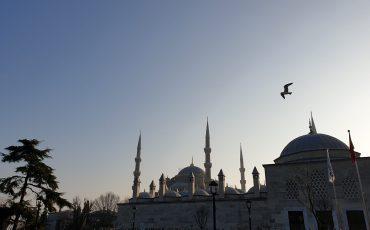 VIDEO: LA MEZQUITA AZUL, ESTAMBUL (TURQUÍA)