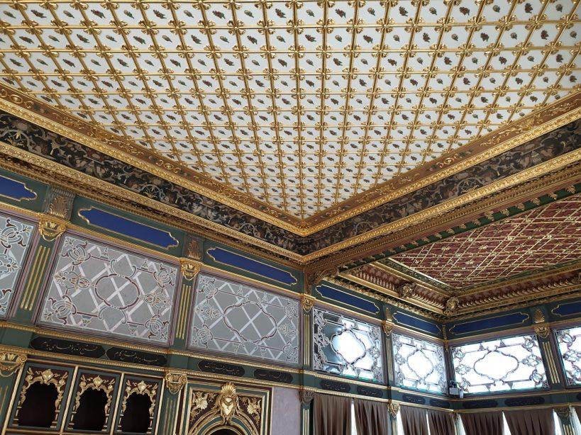 Pabellón Mustafa Pasha, Palacio Topkapi, Estambul (Turquía)