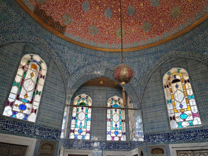 Pabellón Bagdad, Palacio Topkapi, Estambul (Turquía)