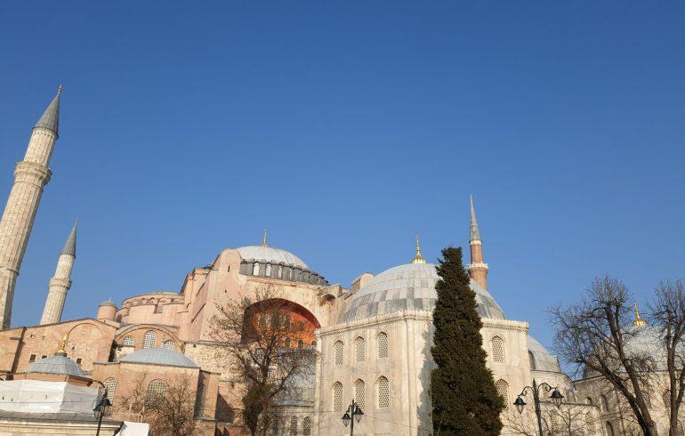 Basílica Santa Sofía, Estambul (Turquía)