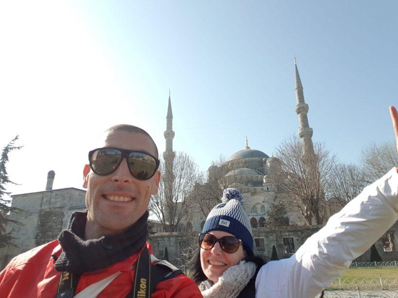Mezquita Azul, Estambul (Turquía)