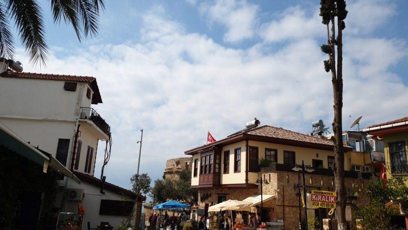 Kaleiçi, Antalya (Turquía)
