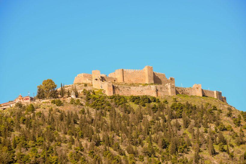 Castillo de Larisa (Argos, Grecia)