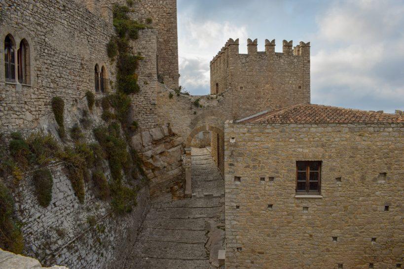 Castillo de Cáccamo (Sicilia, Italia)
