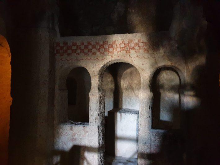 Azize Barbara Sapeli, Museo al aire libre de Göreme, Capadocia (Turquía)