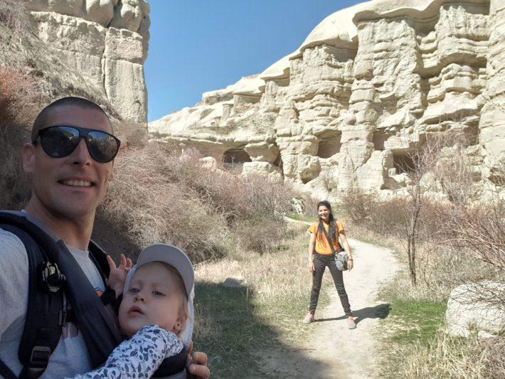 Güvercinlik Vadisi, Capadocia (Turquía)