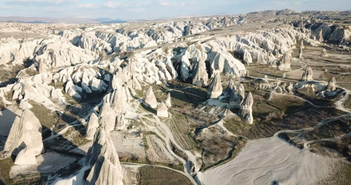 Kiliçlar Vadisi, Göreme, Capadocia (Turquía)