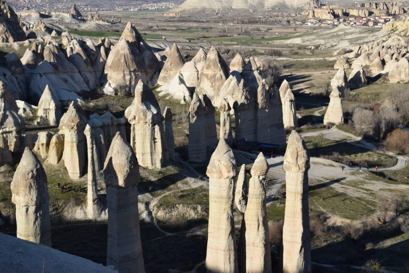 Love Valley, Göreme, Capadocia (Turquía)