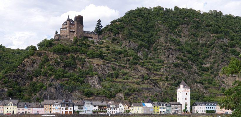 Burg Katz (Alemania)