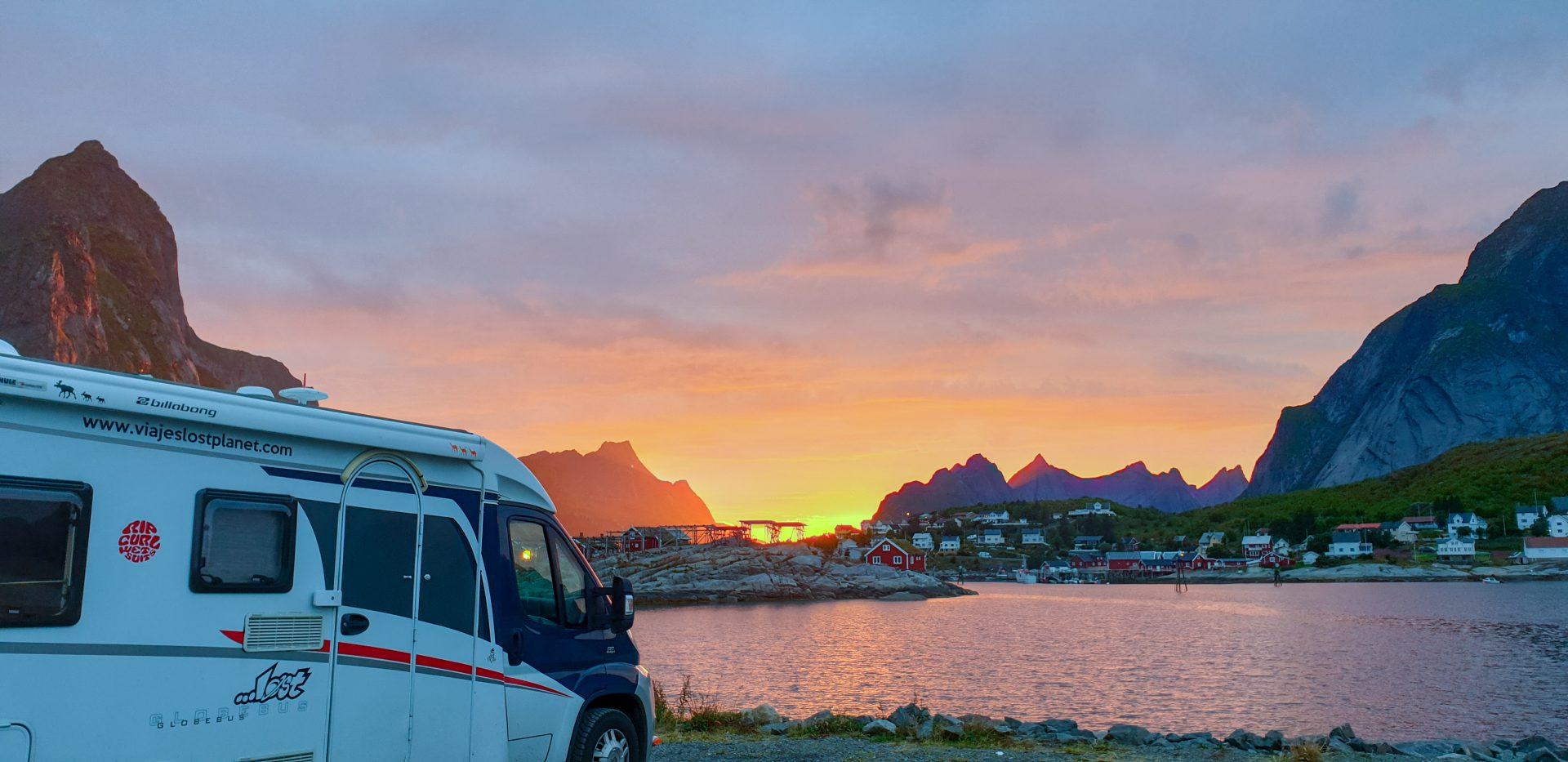 NORUEGA DESDE EL AIRE: WILD NORWAY, NORUEGA SALVAJE 4K