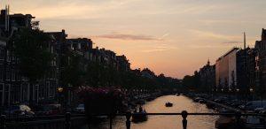 Moverte en Amsterdam