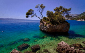 Playas de Croacia