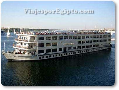 MoonDance  Crucero por el Nilo