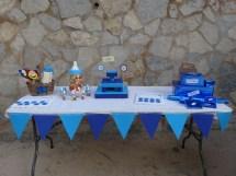 mesa dulce en al playa