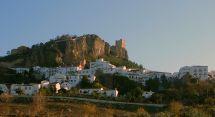 Pueblos blancos Sierra de Cádiz Duente: Wikipedia