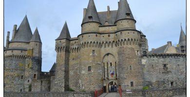 Castillo de Vitré